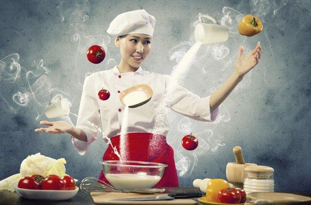 coach culinaire